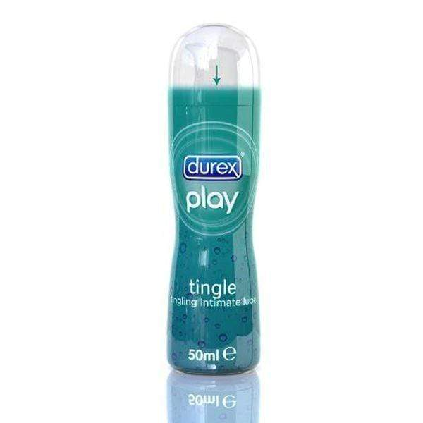 Durex Play Water-based Tingling Lubricant For Sexual Stimulation and Arousal 50ml - Spanksy