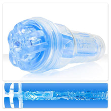 Load image into Gallery viewer, Fleshlight Male Masturbators Fleshlight Turbo - Blue Ice Texture Ignition