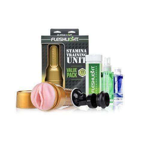 Fleshlight Male Masturbators Fleshlight Value Pack - Stu Value Pack