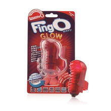Load image into Gallery viewer, Screaming O Bullets Screaming O FingO Finger Vibrator Massager Glow Wavy