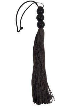 Sex and Mischief Medium Whip Black 14