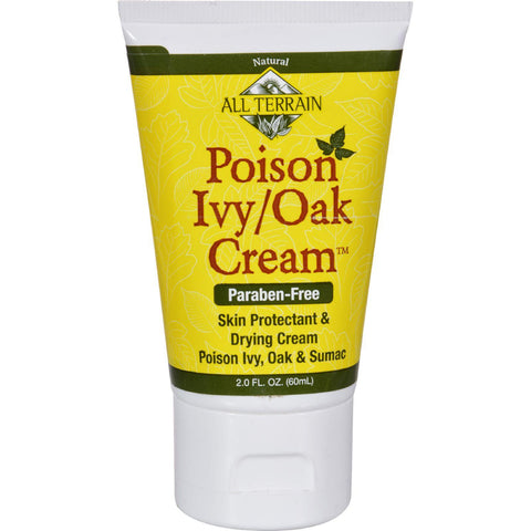 All Terrain Poison Ivy Oak Cream - 2 Oz - Humble + Lavi