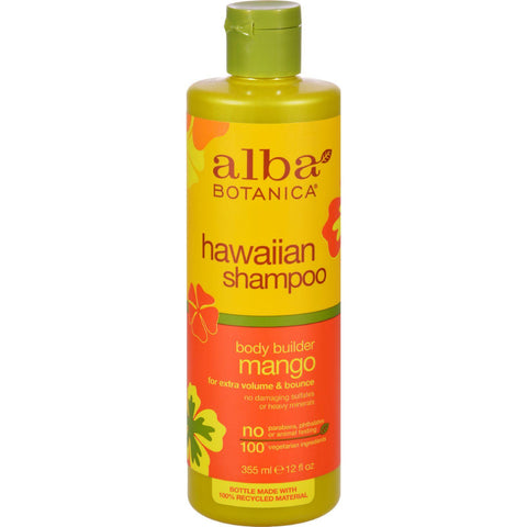 Alba Botanica Hawaiian Hair Wash Moisturizing Mango - 12 Fl Oz - Humble + Lavi