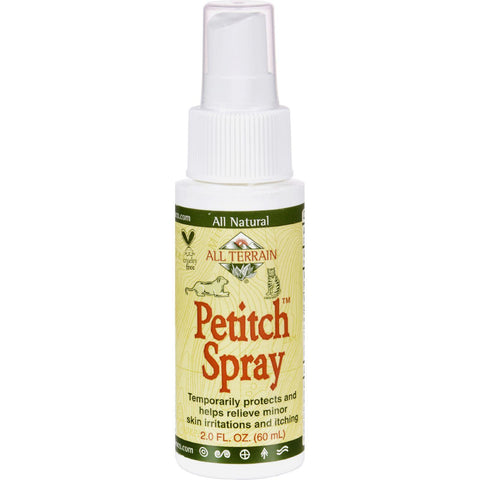 All Terrain Petitch Spray - 2 Fl Oz - Humble + Lavi