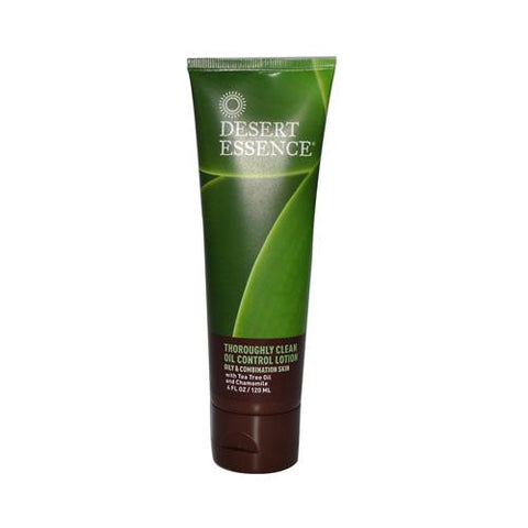 Desert Essence Thoroughly Clean Oil Control Lotion - 4 Fl Oz - Humble + Lavi