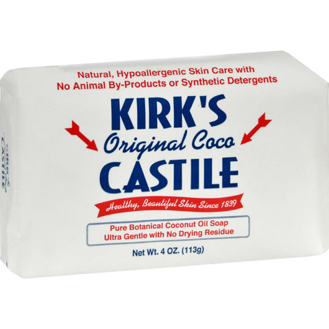 Kirk's Natural Original Castile Soap - 4 Oz - Humble + Lavi