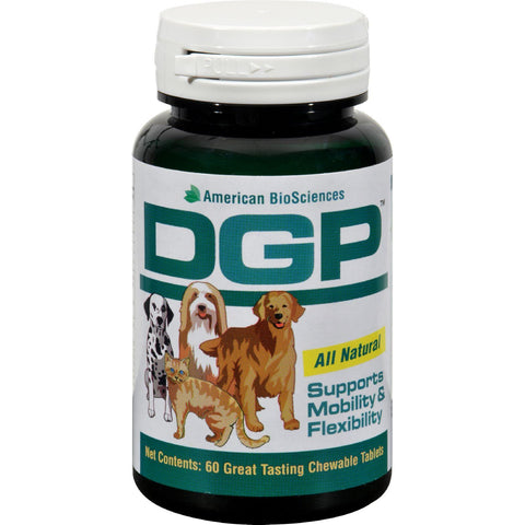 American Bio-sciences Dgp Chewable - 60 Chewable Tablets - Humble + Lavi