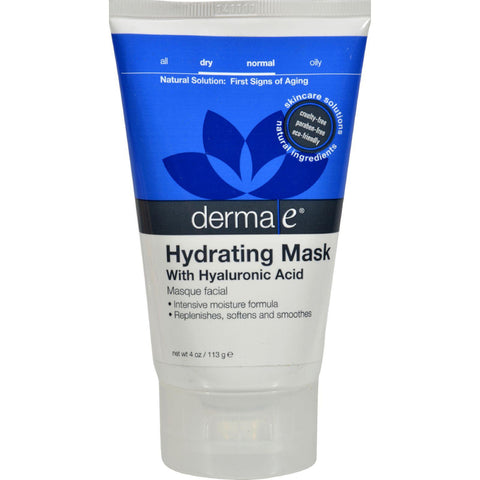 Derma E Hyaluronic Hydrating Mask - 4 Oz - Humble + Lavi