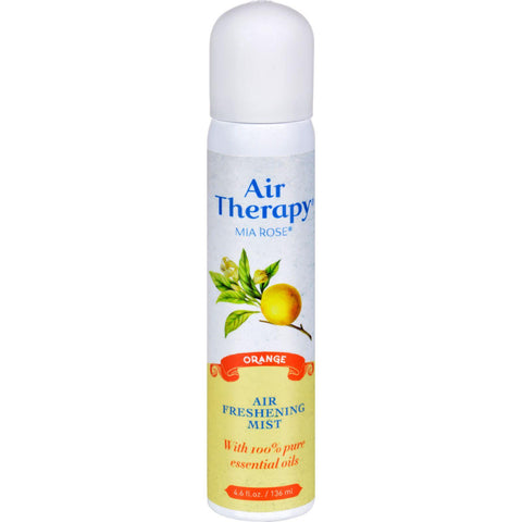 Air Therapy Natural Purifying Mist Original Orange - 4.6 Fl Oz - Humble + Lavi