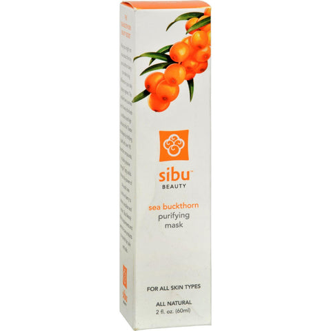Sibu International Beauty Sea Buckthorn Purifying Mask - 2 Oz - Humble + Lavi