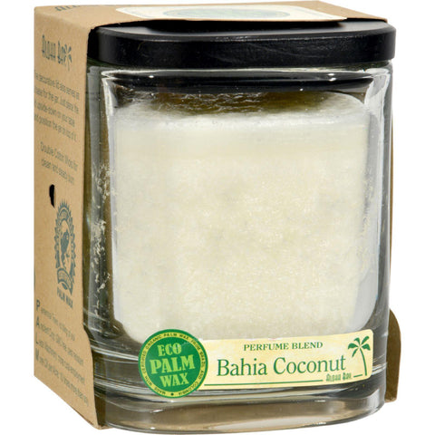 Aloha Bay Candle - Jar Bahia Coconut - 8 Oz - Humble + Lavi