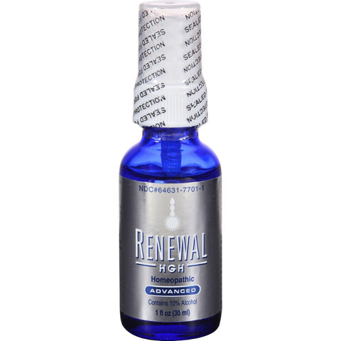 Always Young Renewal Hgh Spray - Advanced - 1 Fl Oz - Humble + Lavi
