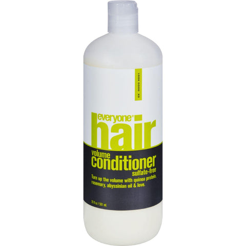 Eo Products Conditioner - Sulfate Free - Everyone Hair - Volume - 20 Fl Oz - Humble + Lavi