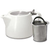 Stump Teapot with Solid SS Lid & Infuser 18 oz.