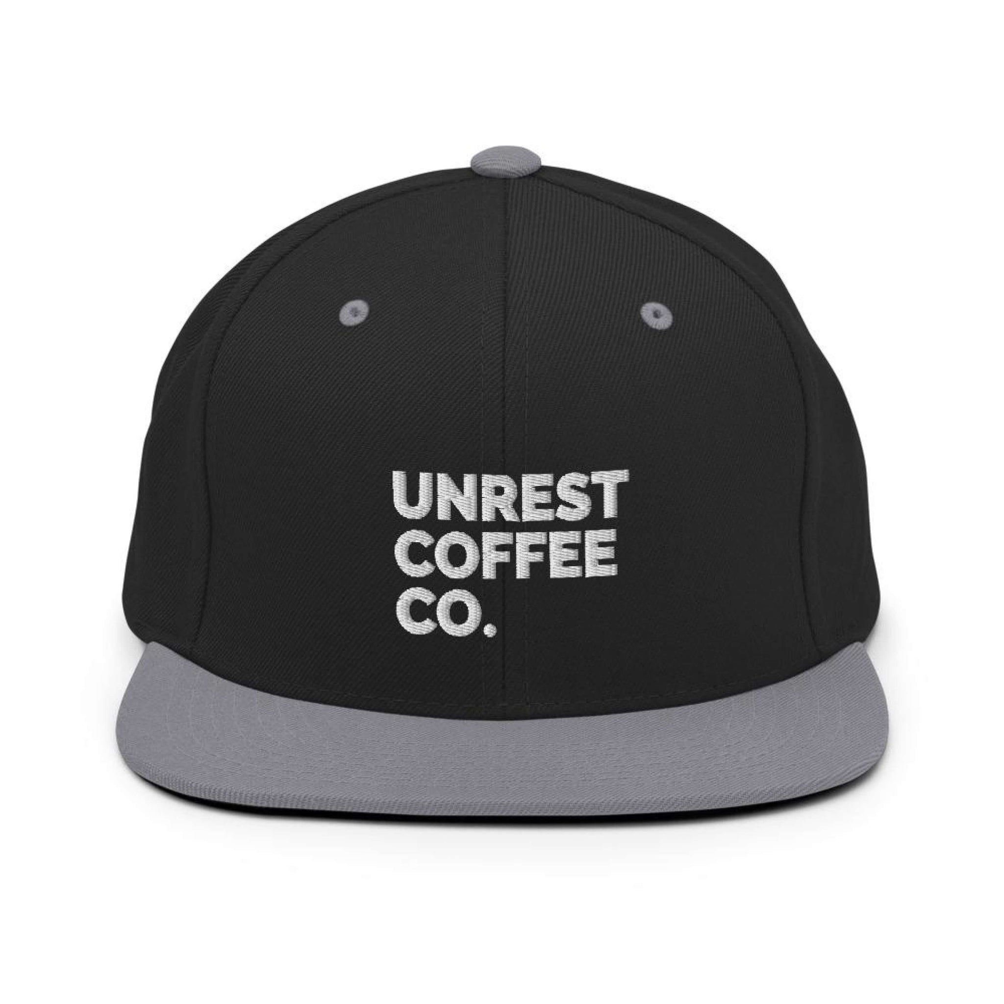 Unrest Coffee Snapback Hat
