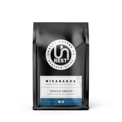 Nicaragua - Jinotega La Isabelia Package 1 by Unrest Coffee in Hampden Maine