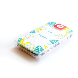 Tropical Gift Tags