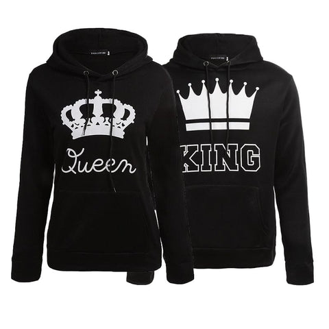 Sweat Couple <br/> Queen & King