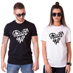 T Shirt Couple <br/> Complices