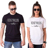 T Shirt Couple <br/> Moon Vibe's