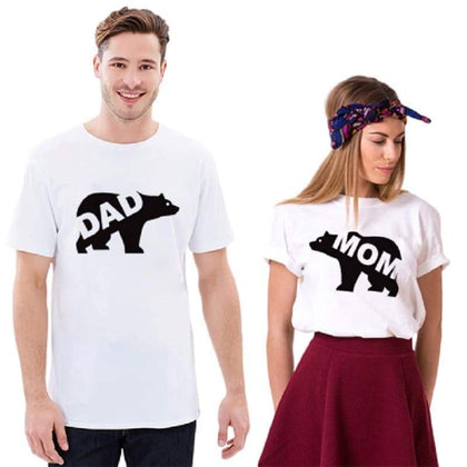 T Shirt Couple <br/> Ours