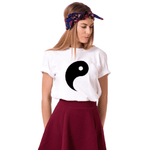T Shirt Couple <br/> Yin Yang