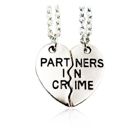 Partners in Crime - Colliers Couple
