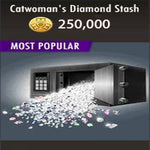 ✄ Catwoman's Diamond Stash 250k