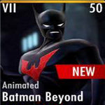✄ Animated Batman Beyond