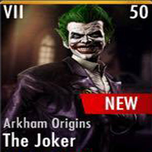 ✄ Arkham Origins The Joker