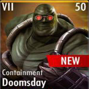 ✄ Containment Doomsday