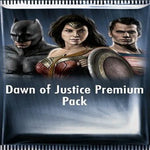 ✄ Dawn Of Justice Pack