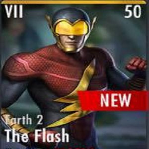 ✄ Earth 2 The Flash