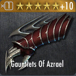 ✄ Gauntlets Of Azrael