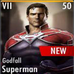 ✄ Godfall Superman