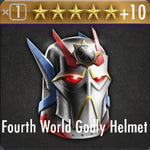 ✄ Fourth World Godly Helmet