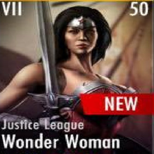 ✄ Justice League Wonder Woman