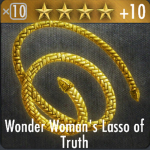 ✄ Wonder Woman's Lasso