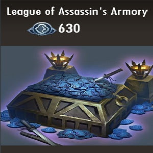 ✄ League of Assassin's Armory 630