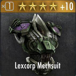 ✄ Lexcorp Mechsuit