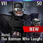 ✄ Metal The Batman Who Laughs (FREE)