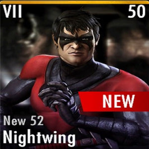 ✄ New 52 Nightwing