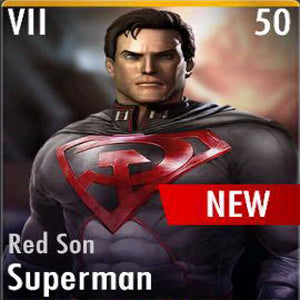 ✄ Red Son Superman