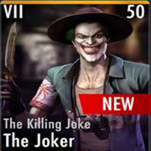 ✄ The Killing Joke The Joker
