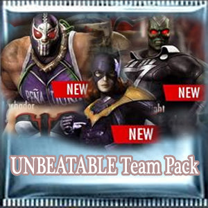 ✄ UNBEATABLE Team Pack