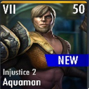 ✄ Injustice 2 Aquaman