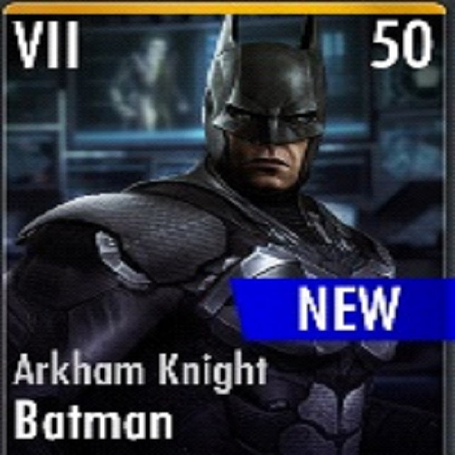 ✄ Arkham Knight Batman (FREE)