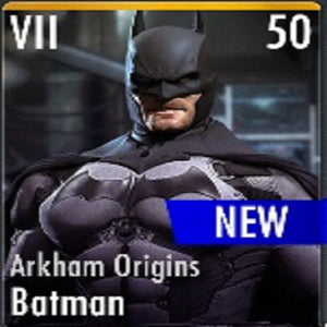 ✄ Arkham Origins Batman