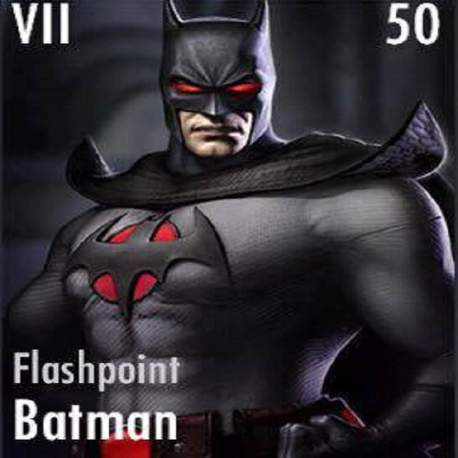 ✄ Flashpoint Batman