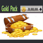 ✄ Gold Pack
